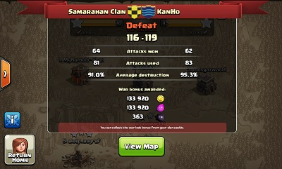 kalah-war-clash-of-clans