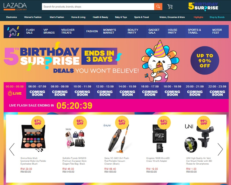 lazada-5thbirthdaysurprise-deal-how-tobuy