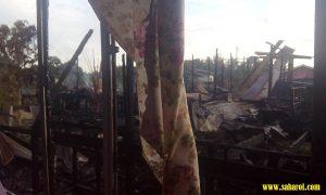 kebakaran-limbang-kampunseberangkedai30september2017-1